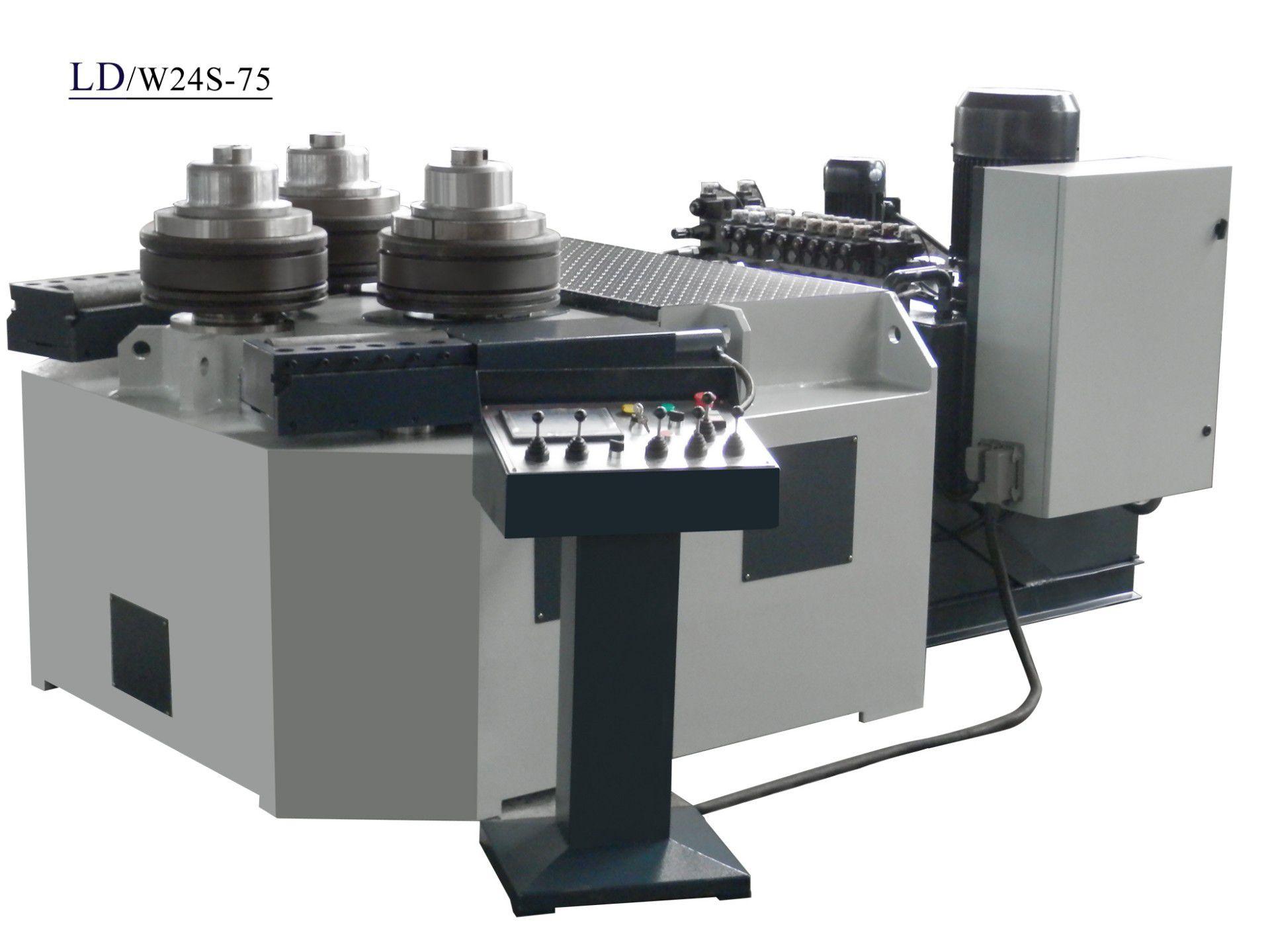 衢州三轴型材弯弧机